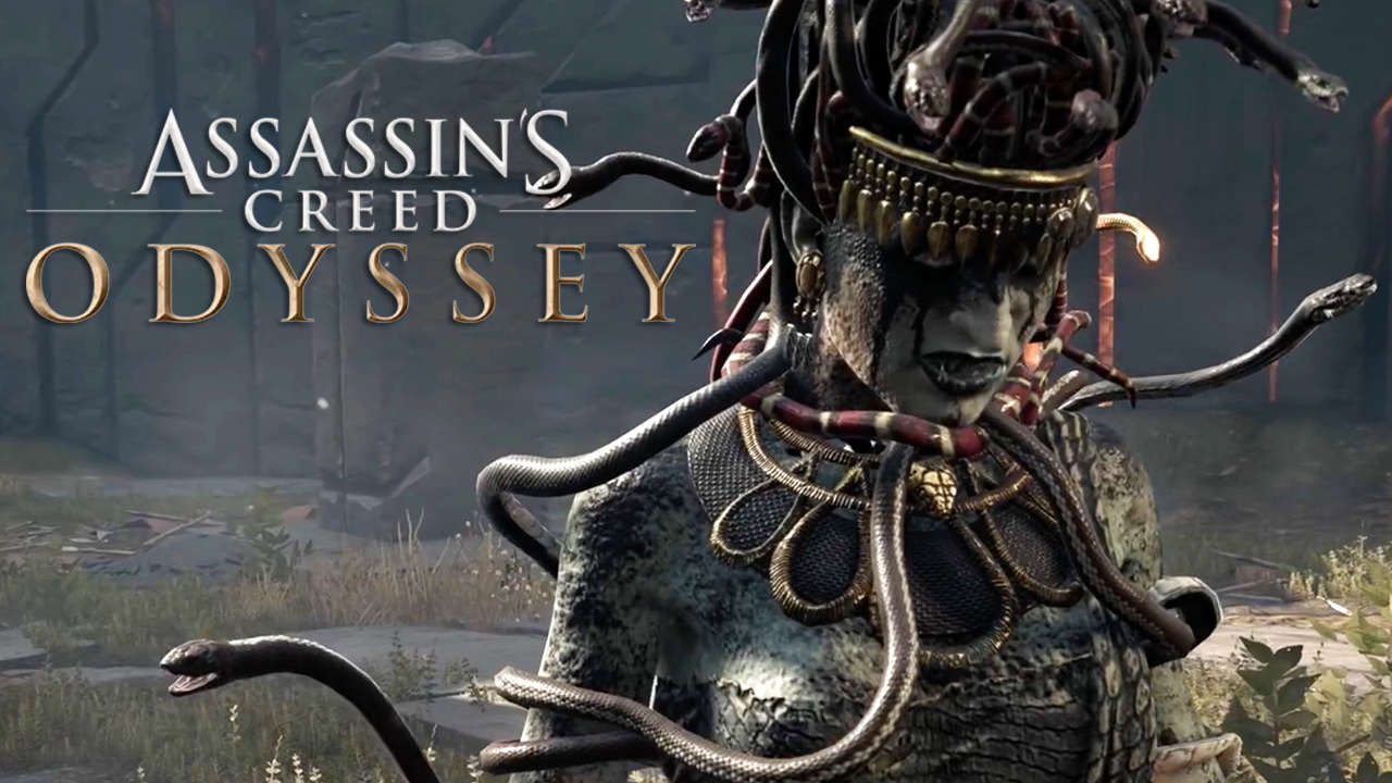 Preview Gameplay Assassin S Creed Odyssey The Hunt For Medusa