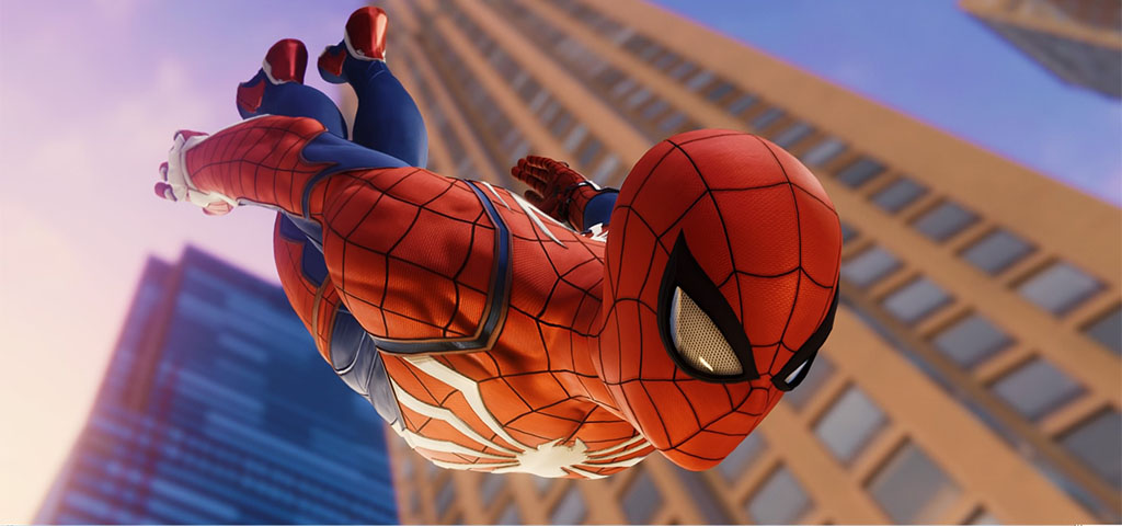 review marvel's spiderman  gamefever id