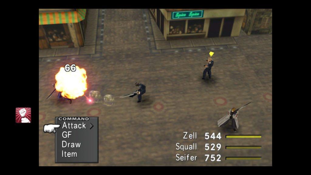 Review Final Fantasy Viii Remastered Terkesan Setengah Hati