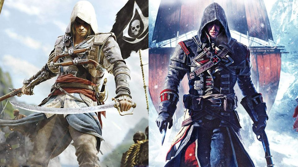 Assassin S Creed Rilis Di Nintendo Switch Dengan The Rebel