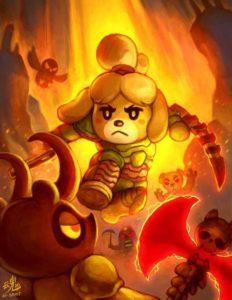 Komunitas DOOM dan Animal Crossing Bersatu Menyambut Tanggal Rilis