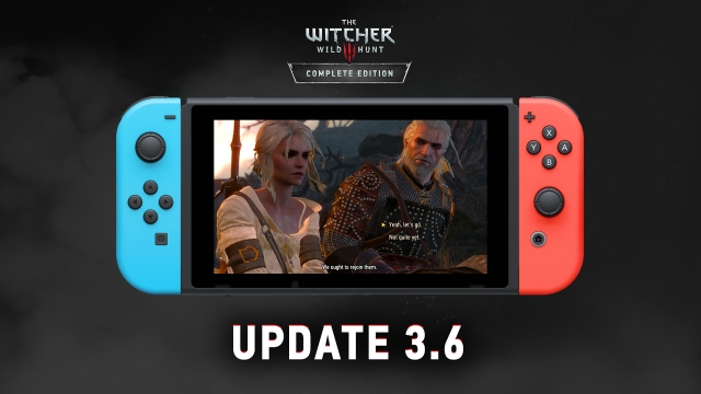 The Witcher 3 Versi Switch Hadirkan Fitur Cross-save