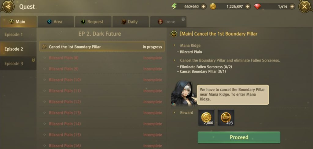 (Tips) Menaikan Level di World of Dragon Nest dengan Cepat