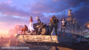 Cloud dan Sephiroth Alasan Mengapa Final Fantasy VII di-Remake