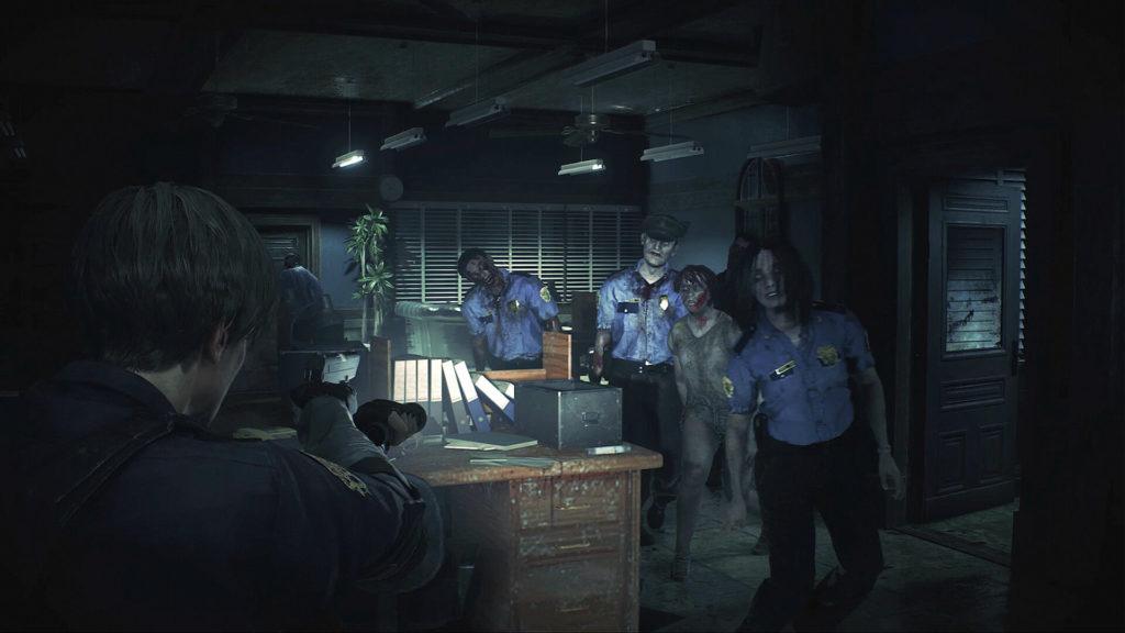GFID RECOPS 1024x576 - Alasan Kenapa Resident Evil Jadi Game Horor Terbaik