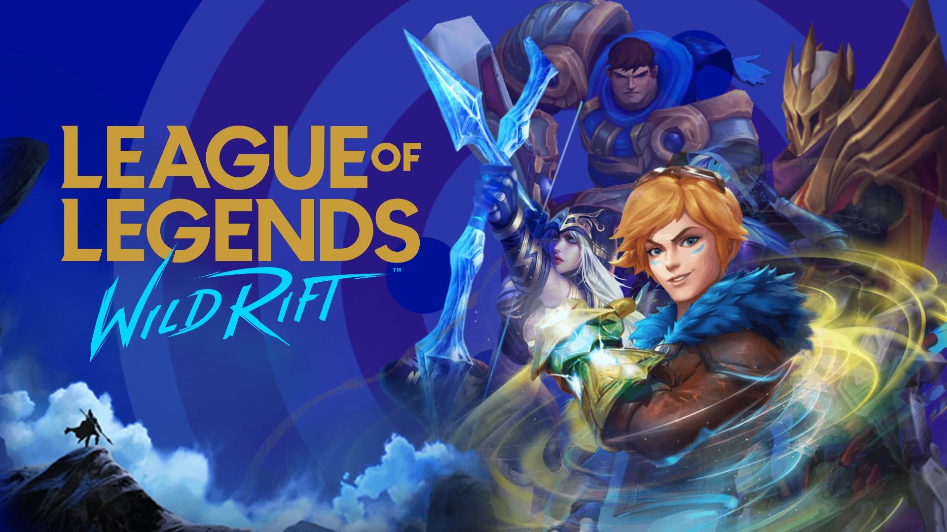 Inilah Daftar 42 Champions Dalam Game League Of Legends Wild Rift Beserta Rolenya Gamefever Id