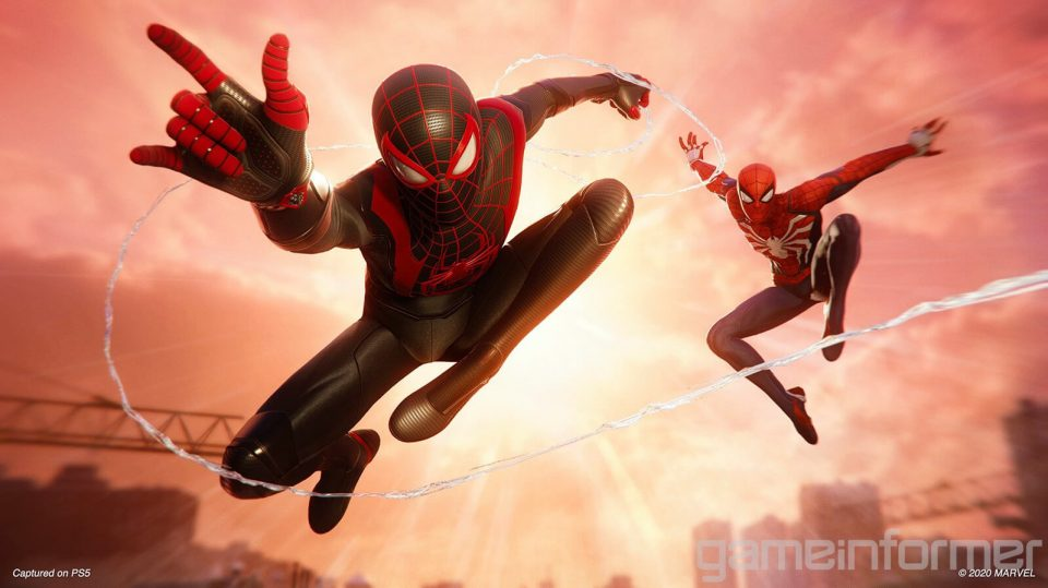 Marvel's Spider-Man: Miles Morales Rilis Screenshot Baru   GameFever ID