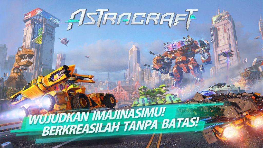 Astracraft Rilis Global