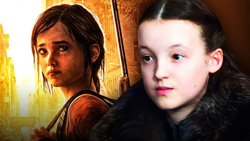 Bella Ramsey sebagai Ellie di The Last of Us serial tv oleh HBO