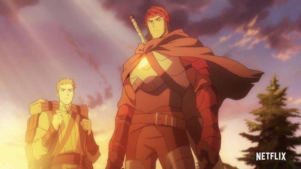 DOTA: Dragon's Blood adalah serial animasi yang diadaptasi dari game Dota dan bakal tayang di Netflix