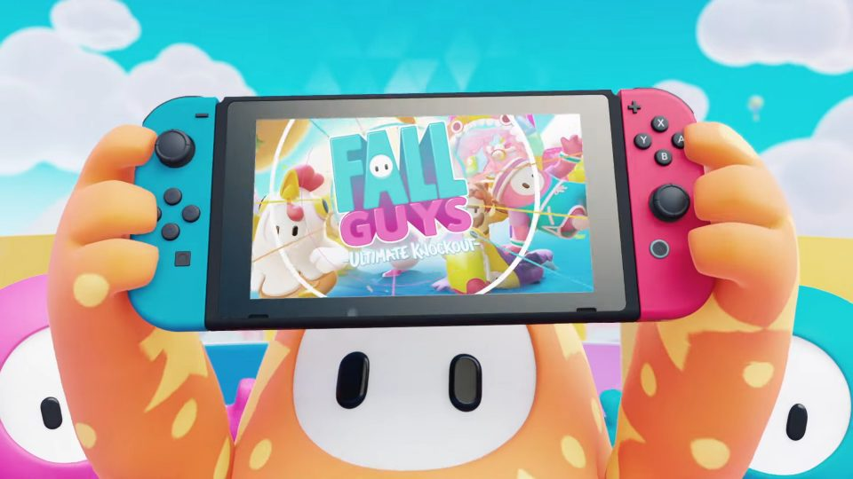 Fall Guys akhirnya Tiba Juga di Nintendo Switch