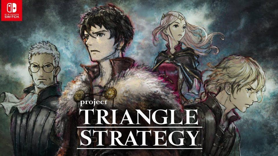 Project Triangle Strategi, Game RPG Strategi baru dari Square Enix