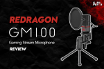 Redragon GM100 Seyfert Gaming Stream Microphone
