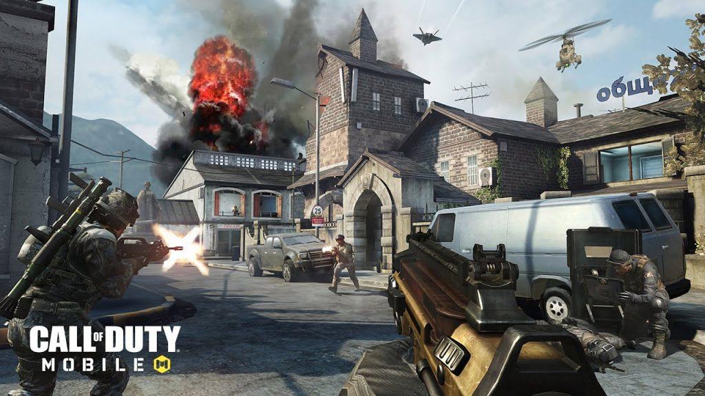 Call of Duty: Mobile oleh TiMi Studios