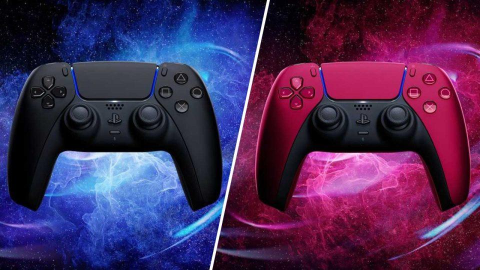 Berikut harga DualSense Cosmic Red dan Midnight Black di Indonesia